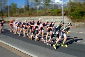 inlines skating
