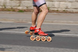 speedskates - en inlines typ